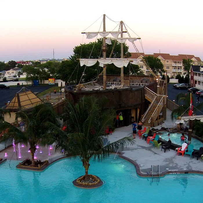 Our Family Resort is located on Route 50 in Ocean City, Maryland