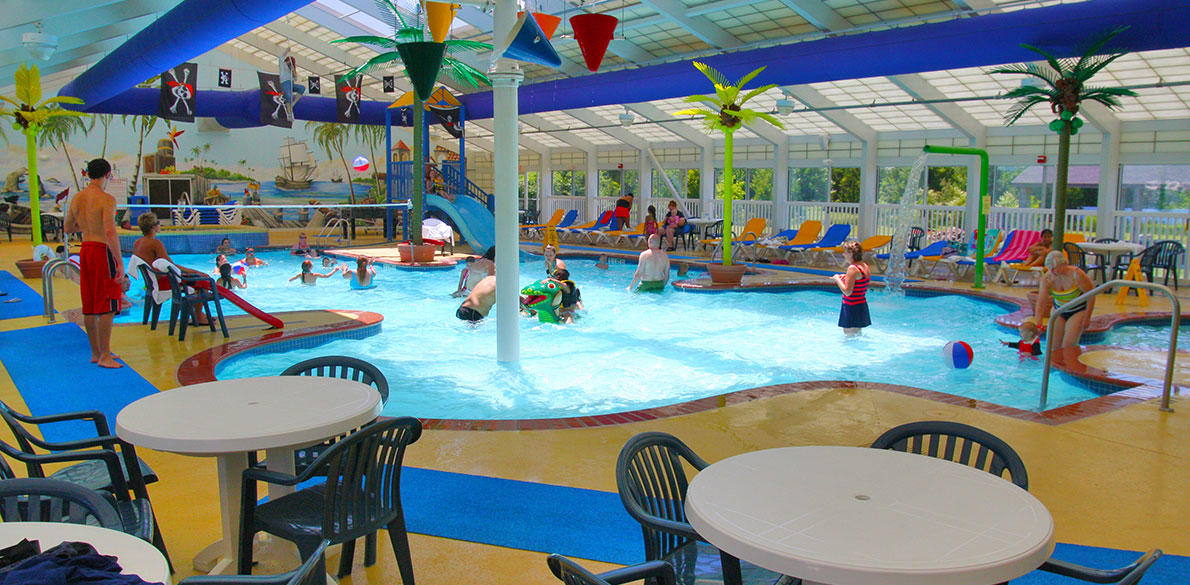 We Have A Number Of Pools And Attrations For The Whole Family